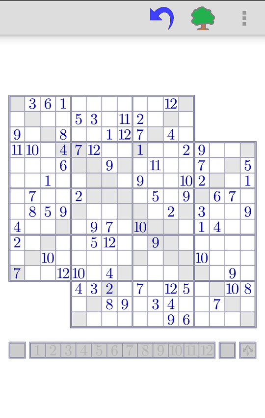 diagonal version