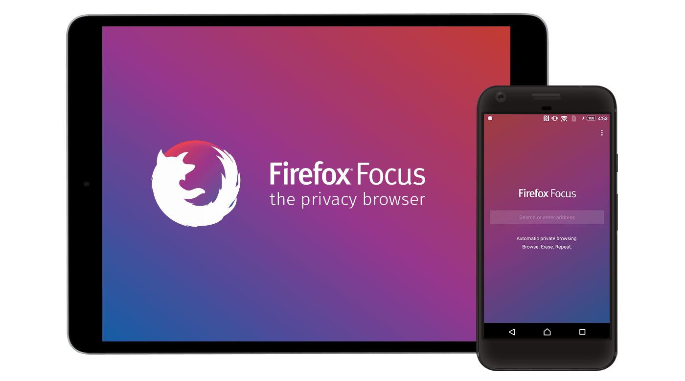 firefox focus android download apk