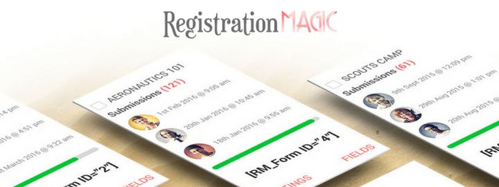 Image result for Registration magic