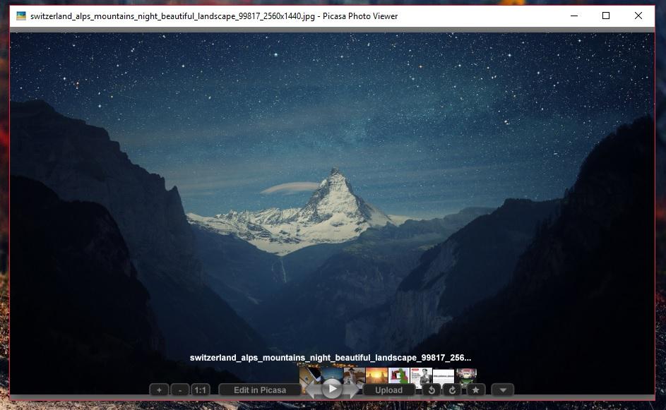best pic viewer windows