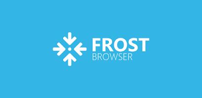 Image result for Frost browser logo