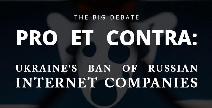 Image result for Ukraine blocked russian websites