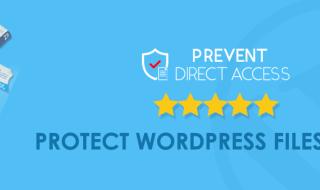 prevent-direct-access-protect-wordpress-files