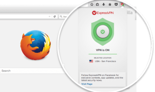 VPN proxy firefox