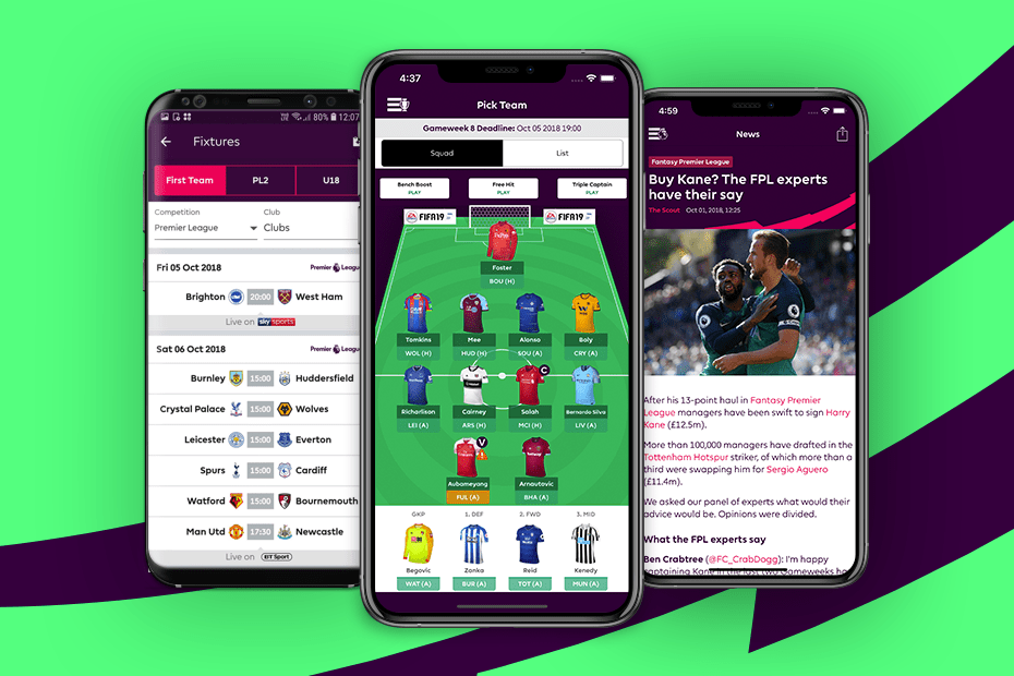 iPhone Apps for Following Soccer