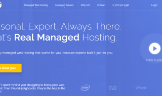 wordpress hosting managed