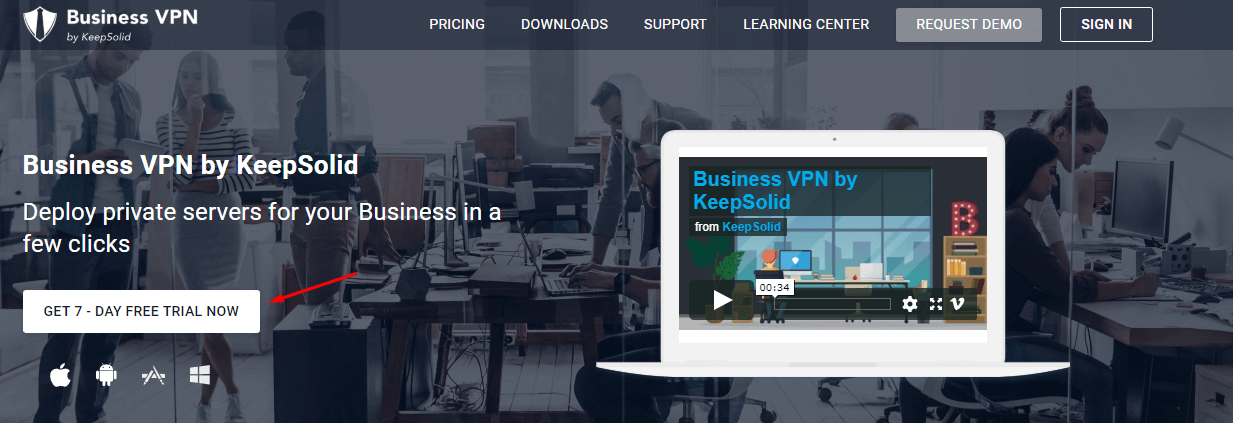 KeepSolid VPN Now Offers Business VPN With Dedicated Servers