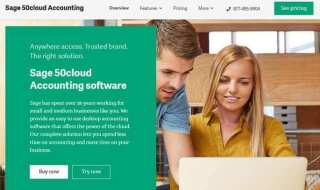 Sage 50cloud Accounting