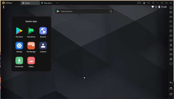Setup TikTok on LDPlayer - 2