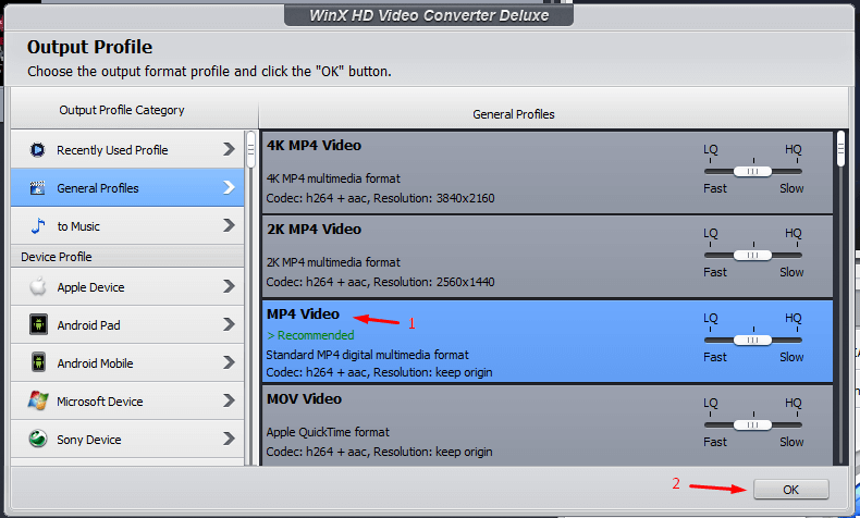 Convert Videos in PC - 3
