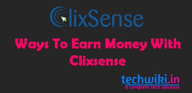 clixsense money