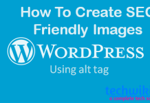 create seo friendly images
