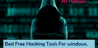free hacking tools for windows