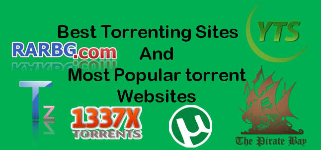 Best Torrenting Sites