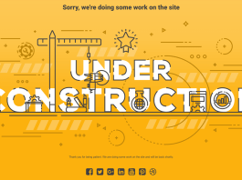 wordpress under construction plugin