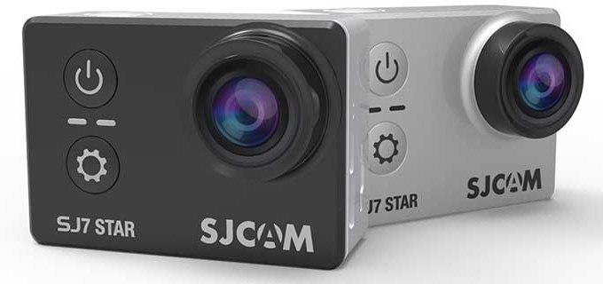SJCAM SJ7 STAR REVIEW