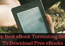 Top Best eBook Torrenting Sites To Download Free eBooks