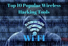 Top 10 Popular Wireless Hacking Tools