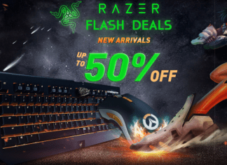 razer flash sales