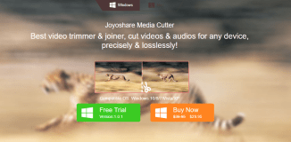 Joyoshare Media Cutter Review: Powerful Video Splitter Tool
