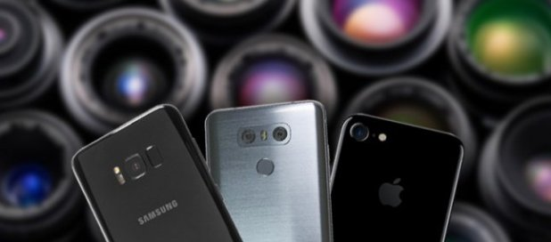 Galaxy S8, iPhone 7 and G6: definitive guide to the best camera