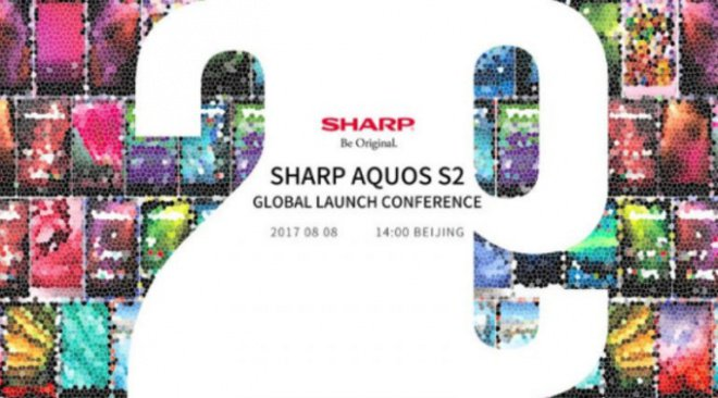 Sharp Aquos S2: first borderless smartphone with screen reader has release date revealed