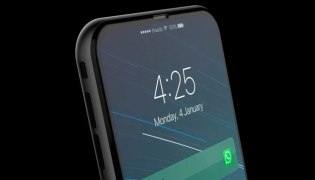 These videos show part of the assembly line of the iPhone 8 … Or not …
