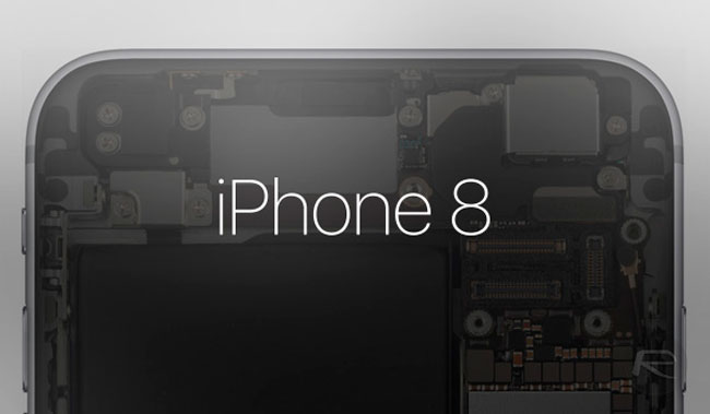 The iPhone 8 facial recognition would confirm Apple Payments