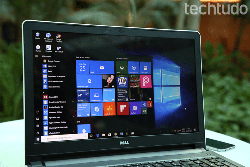 Link between mobile and PC is already possible in Windows 10; See how to connect