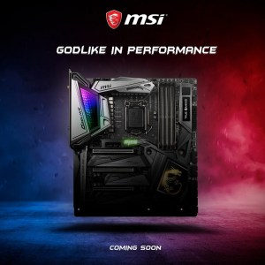 In view the MEG Z390 God Like Plate from MSI