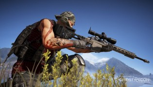 Play for free at Ghost Recon Wildlands this weekend