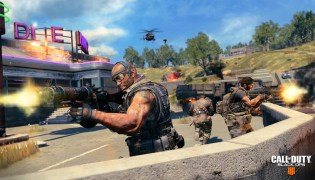 CoD Black Ops 4: Blackout Closed at 120 FPS PC Output