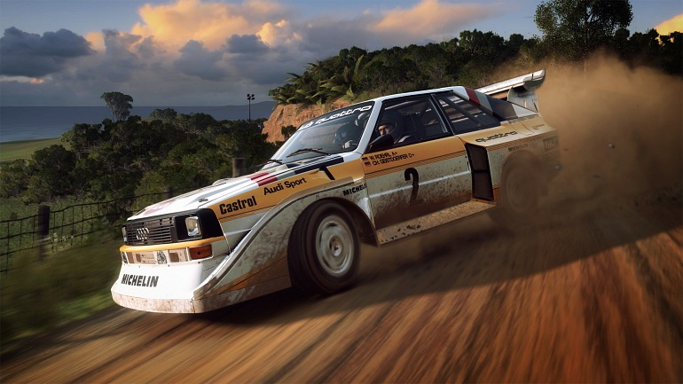 Codemasters will listen to the Community in the Post Launch of Dirt Rally 2.0