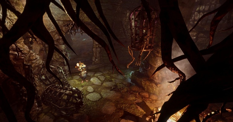 Ghost of a Tale will be Available Soon on Xbox One