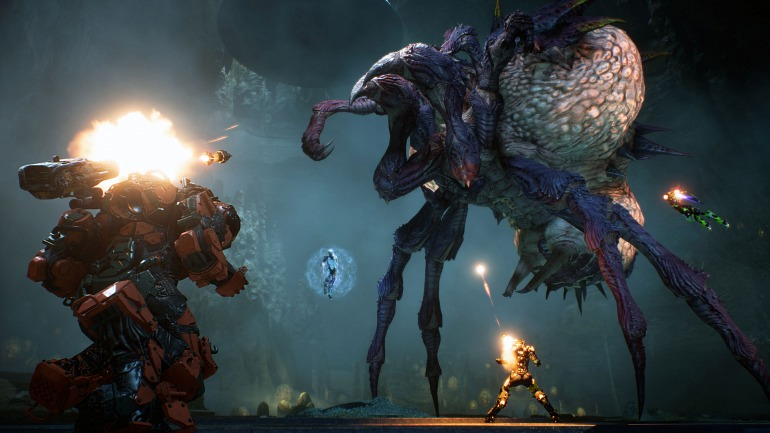 """Bioware on Anthem: """"It's Stimulating to Focus on the Gameplay"""""""
