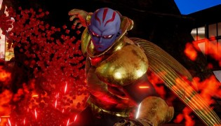 Images of Kane The Villain of Jump Force Created by Toriyama