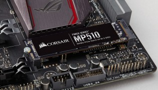 Corsair launches its MP510 series of fastest NVMe SSDs