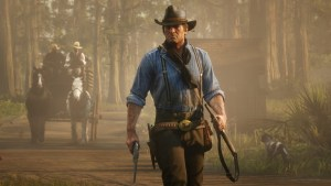 Will it come on Two Red Dead Redemption 2 Albums?