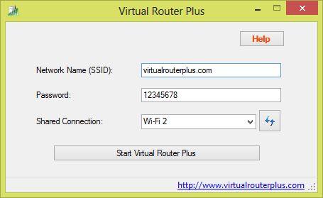 virtual router plus