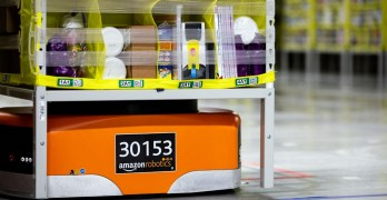 Amazon Says Completely Automated Dispatching Warehouses are Somewhere Around a Decade Away