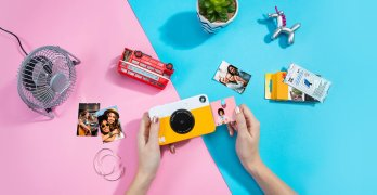 The Marvelous Kodak Printomatic Camera Will Print Your Photos Instantly