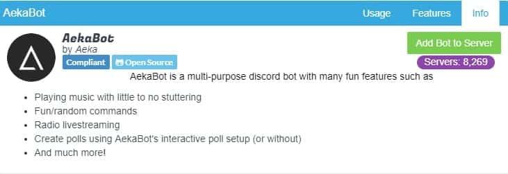 Discord Radio Bot