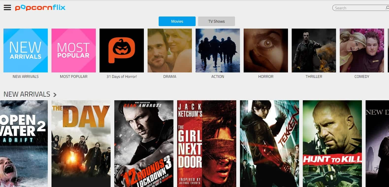 top streaming sites like 123movies