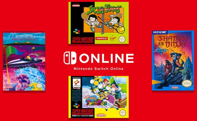 Nintendo Switch Online Library Adds 4 New Free Nes And