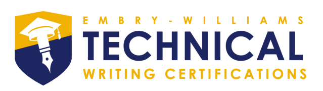 Embry-Williams Technical Writing Certifications LLC.