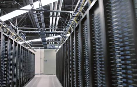 Facebook Land Data Center