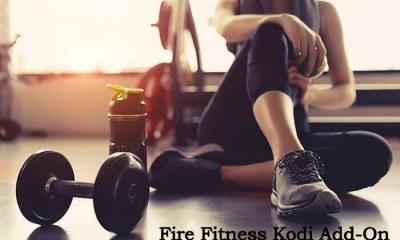 Fire Fitness Kodi Add-On