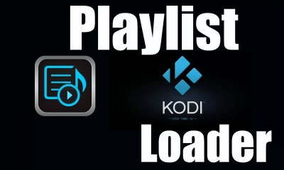Playlist Loader Kodi Add-On