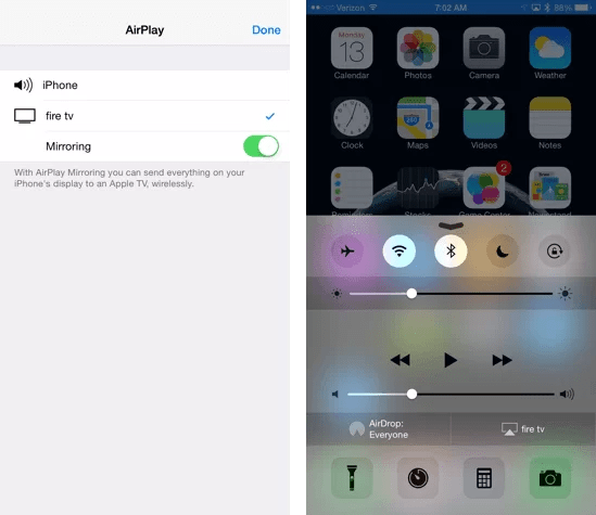 How To Mirror/Cast iPhone to Fire TV/Stick