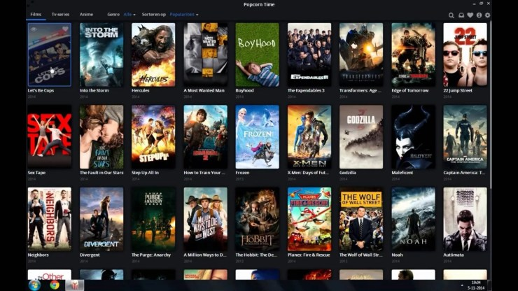 How to Install Popcorn Time on Smart TV